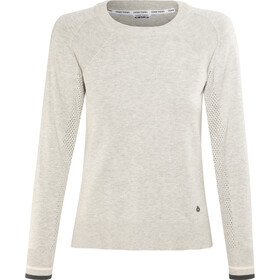 Kari Traa Tveito - T-shirt manches longues Femme - gris